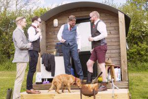 Dewslake Farm Festival Weddings Pembrokeshire