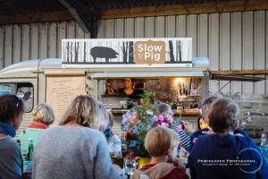 Slow Pig at Dewslake Farm