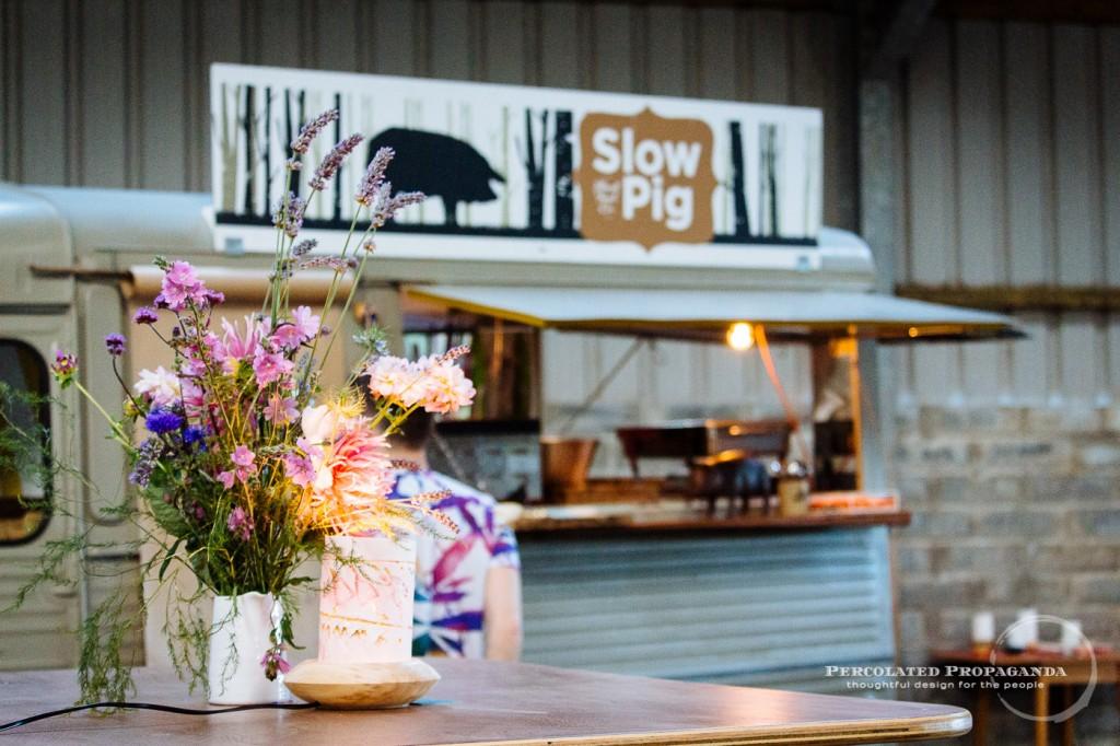 Slow Pig with Mena Ceramics at Dewslake Farm