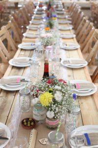 Festival Weddings at Dewslake Farm Campsite 08
