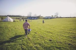 Dewslake Campsite Pembrokeshire
