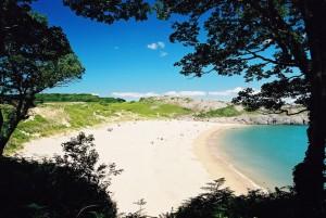 Barafundle Bay Pembrokeshire
